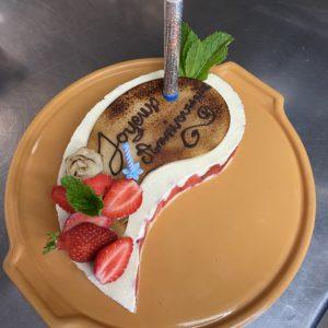 Les desserts 🥥